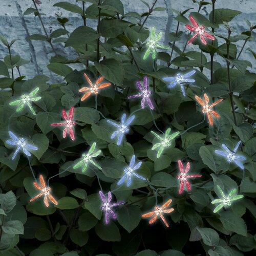 Smart Solar Smart Solar Accents Dragonfly Light String