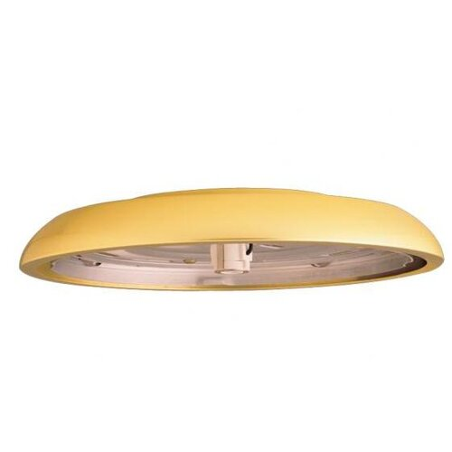 One Light Integrated Low Profile Ceiling Fan Fitter