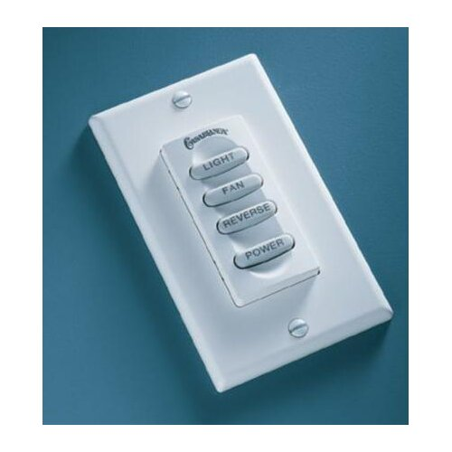Casablanca Fan Inteli Touch III Wall Control for Downlight Fan