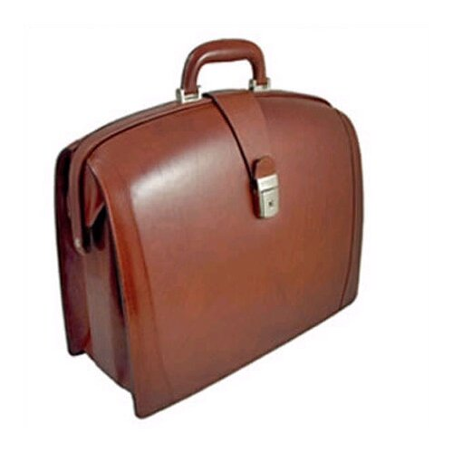 Bosca Old Leather Partners Laptop Briefcase
