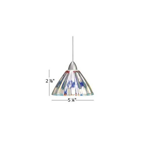 WAC Lighting European Quick Connect Pendant