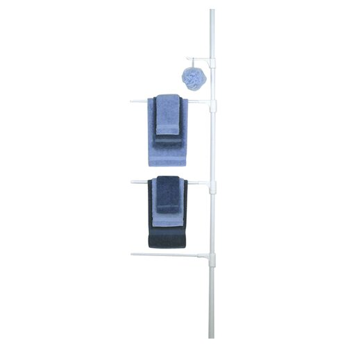 Zenith Products Wall Mounted Towel Caddy
