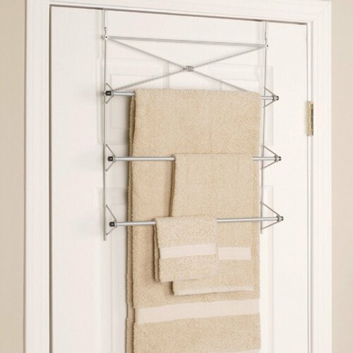 Zenith Over The Door Towel Rack Reviews Wayfair