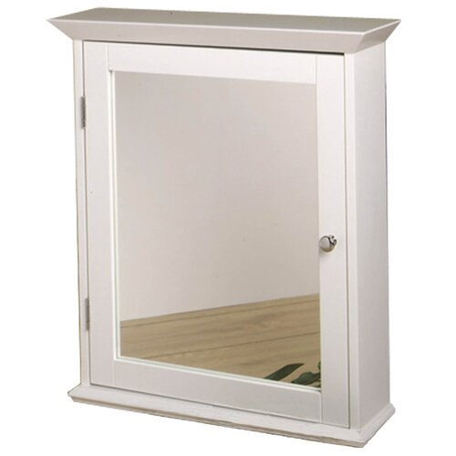 "Zenith Products 22"" x 25"" Surface Mount Medicine Cabinet"