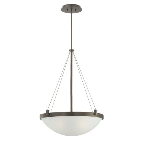 George Kovacs by Minka 4 Light Inverted Pendant