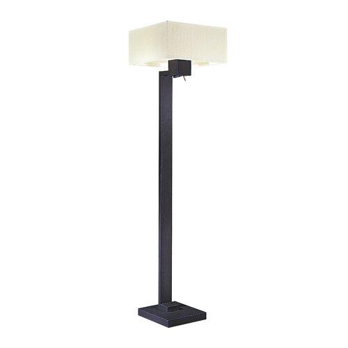 George Kovacs by Minka Floor Lamp with Shade