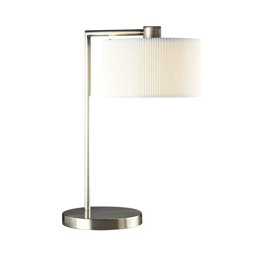 "George Kovacs by Minka Park 19.5"" H Table Lamp with Drum Shade"