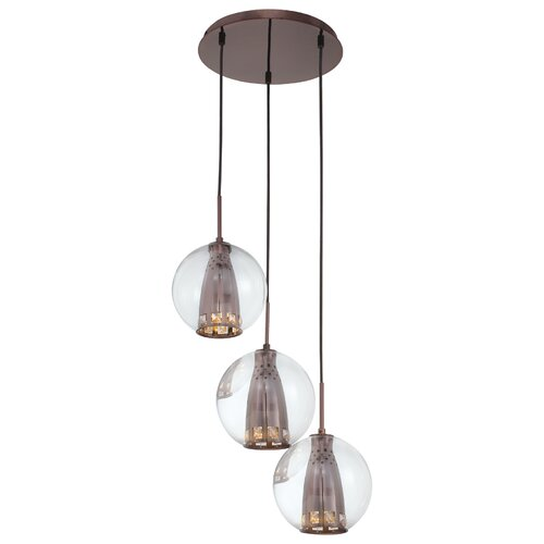 George Kovacs by Minka Bling Bang 3 Light Pendant