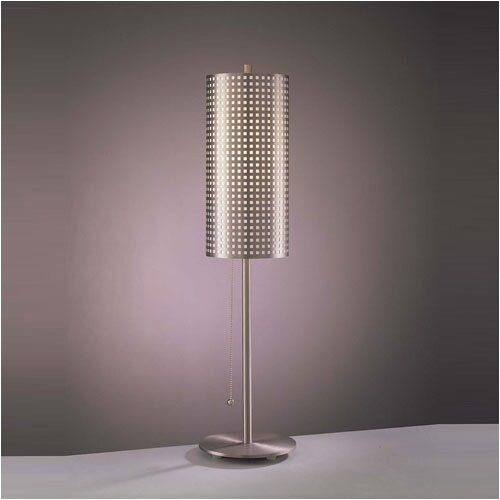 George Kovacs by Minka Grid Table Lamp