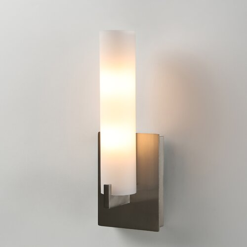 George Kovacs by Minka Tube 1 Light Wall Sconce