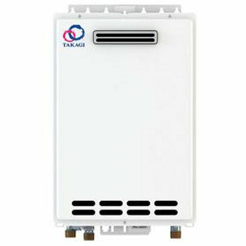 Outdoor 10 GPM Liquid Propane Tankless Water Heater