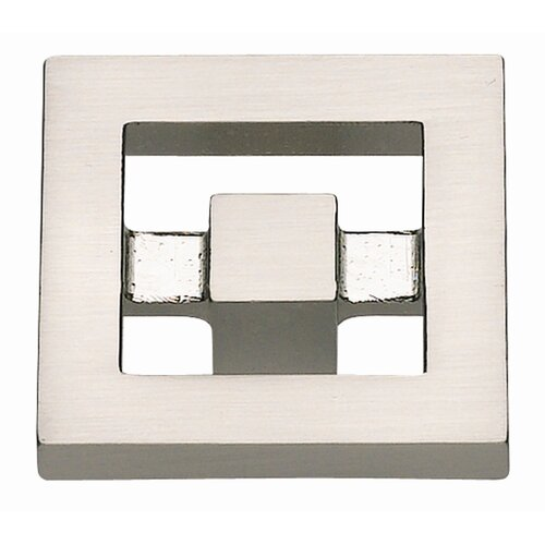 "Atlas Homewares Nobu 1.37"" Square Knob"