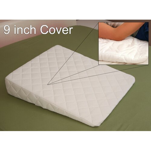 Deluxe Comfort 383 Thread Count Soft Padded Cover for Acid Reflux Pillow