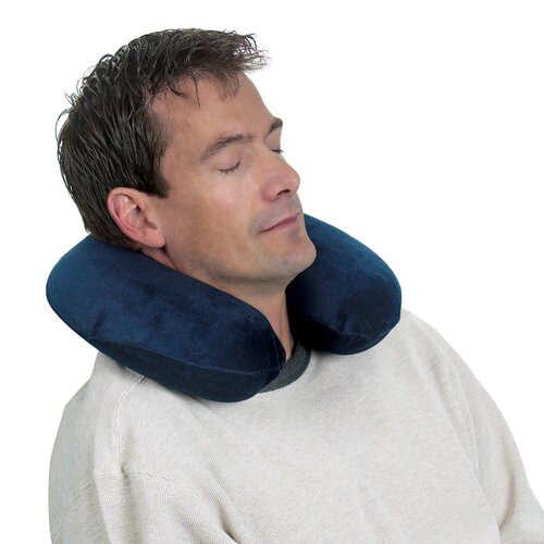 Deluxe Comfort Travel Neck Pillow