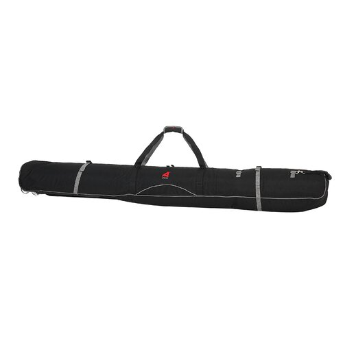 Wheeled Padded Double Ski Bag - 190 cm