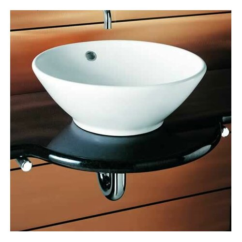 Leda Vasque Counter Bathroom Sink