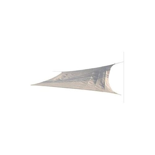Outsunny 20' H x 16' W Shade Sail Canopy