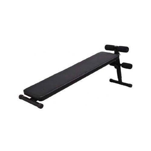 Deluxe Portable Decline Sit Up Ab Bench