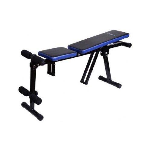 Aosom LLC Multi-Use Dumbbell Exercise Ab Bench