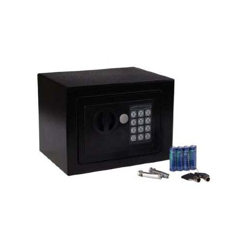 Aosom LLC HomCom Electronic Lock Security Safe