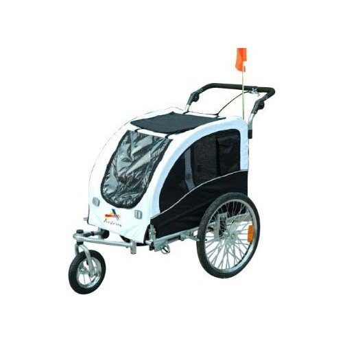 Aosom Wanderer Cargo Luggage Bike Trailer Amp Reviews