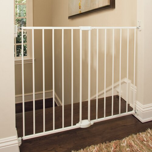 Extending Extra Tall and Wide Metal Gate