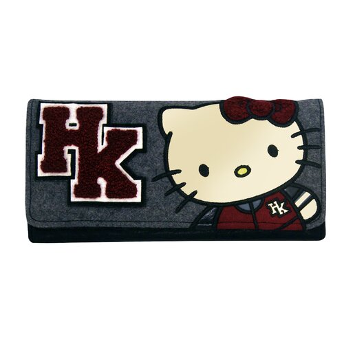 Hello Kitty Varsity Wallet