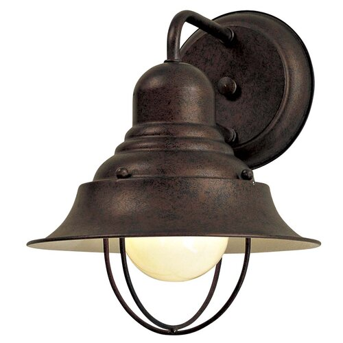 Great Outdoors by Minka Wyndmere Large Outdoor Wall Lantern