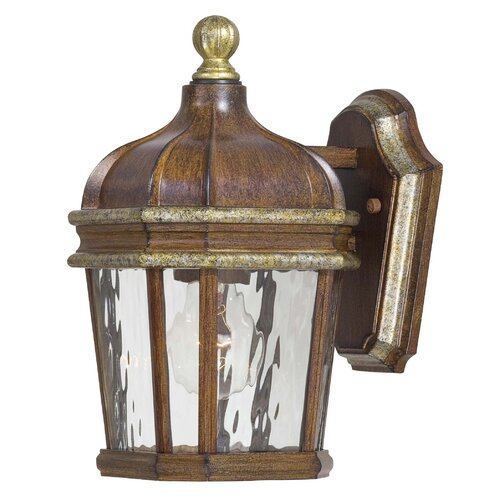 Great Outdoors by Minka Marietta Small Outdoor Wall Lantern