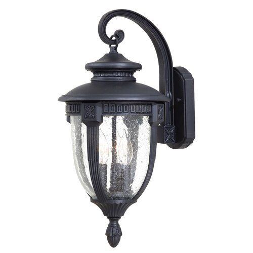 Great Outdoors by Minka Burwick Outdoor Wall Lantern