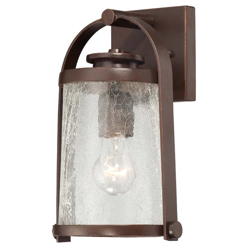 Great Outdoors by Minka Travessa 1 Light Outdoor Wall Lantern