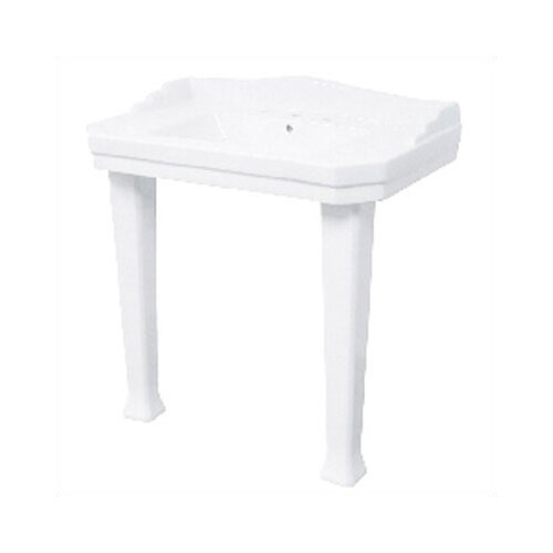 Series 1900 Vitreous China Console Bathroom Sink