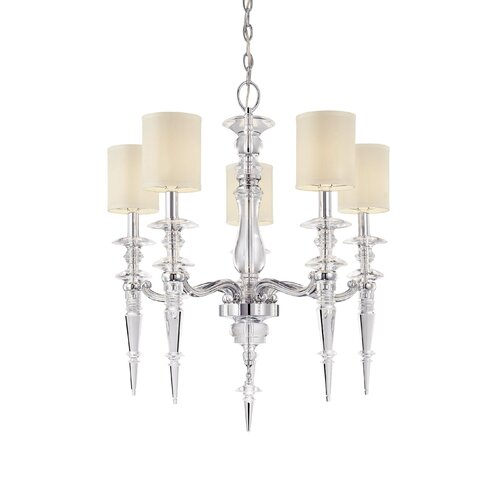 Metropolitan by Minka Walt Disney Signature 5 Light Chandelier