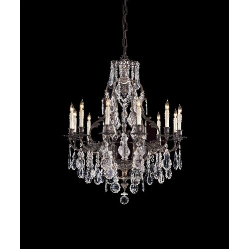 Metropolitan 12 Light Chandelier