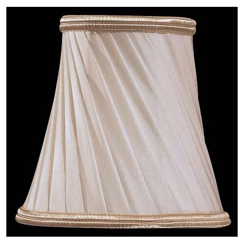 "Metropolitan by Minka 5"" Metropolitan Silk Empire Lamp Shade"