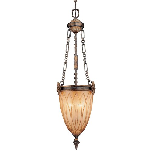 Terraza Villa 3 Light Pendant