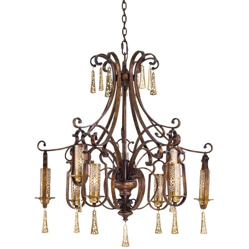 Vineyard Haven 9 Light Chandelier