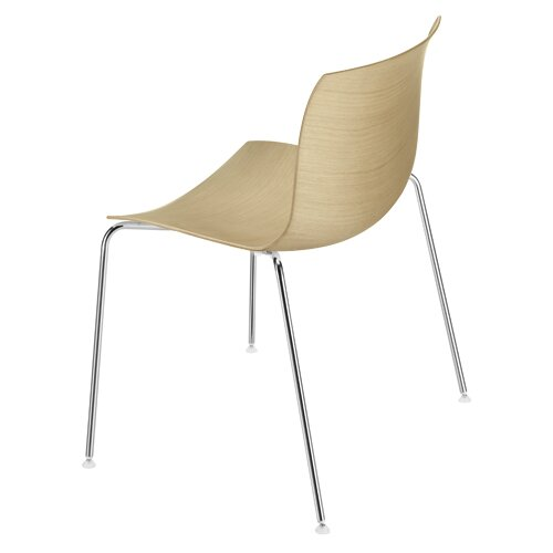 Arper Catifa 53 Armless Stacking Chair