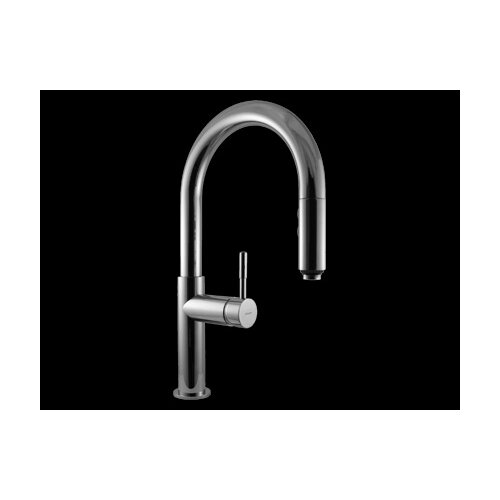Perfeque Single Handle Single Hole Kitchen Faucet
