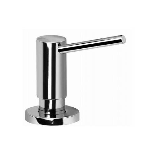 Graff Camarro Soap Dispenser in Steelnox