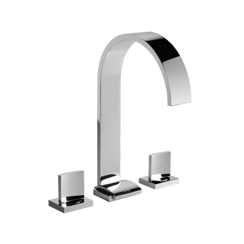 Graff Sade Double Handle Widespread Bathroom Faucet