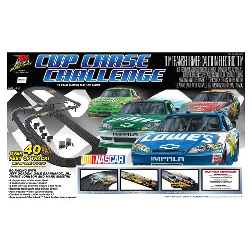 Nascar 4 Challenge Tracks and Playsets