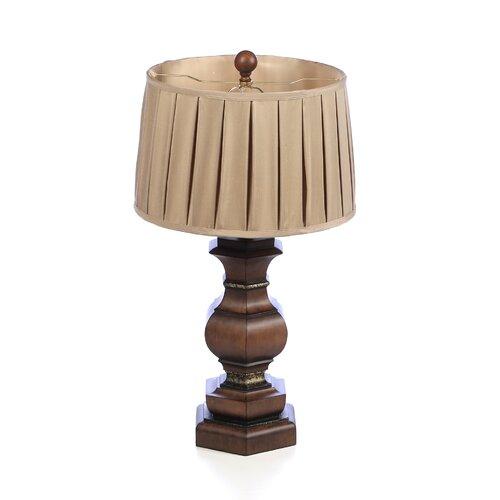 """Minka Ambience 30"""" H Distressed 1 Light Table Lamp"""