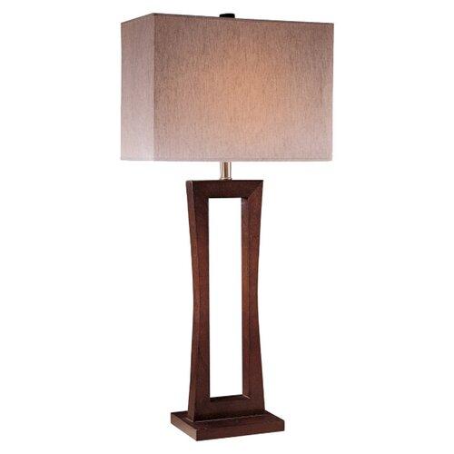 "Minka Ambience 34"" H Contemporary Table Lamp"