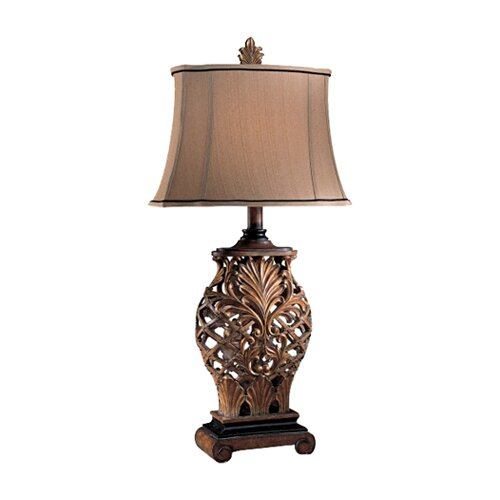 Minka Ambience Romance Jessica McClintock Table Lamp