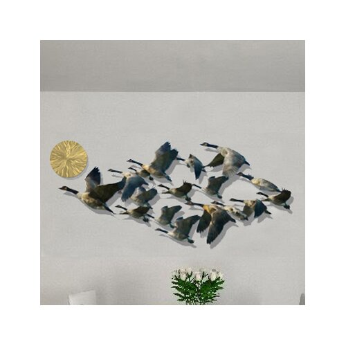 All My Walls Marvelous Migrations  Wall Décor