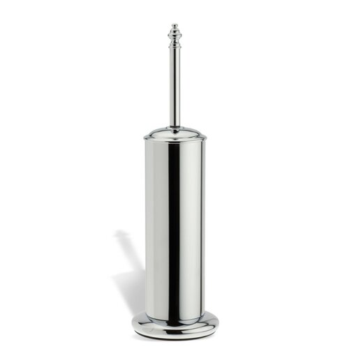 Stilhaus by Nameeks Elite Classic Style Toilet Brush Holder in Chrome