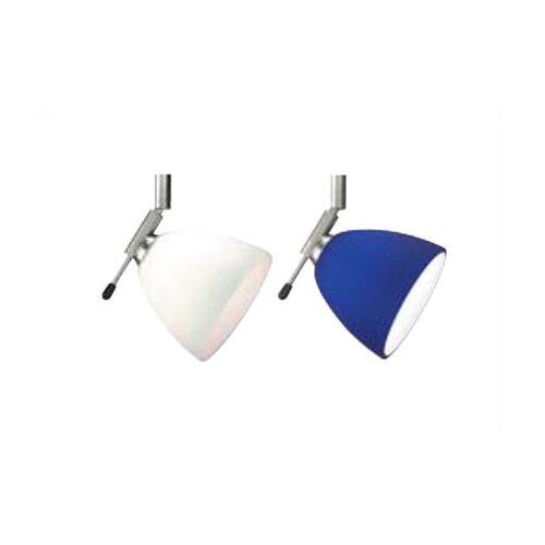 LBL Lighting Mini-Dome II 1 Light Swivel I Track Head - Fusion Track Adaptable