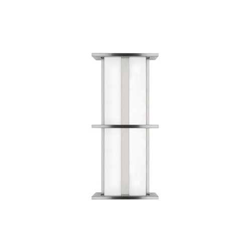 LBL Lighting Modular Tubular 2 Light Medium Outdoor Wall Sconce