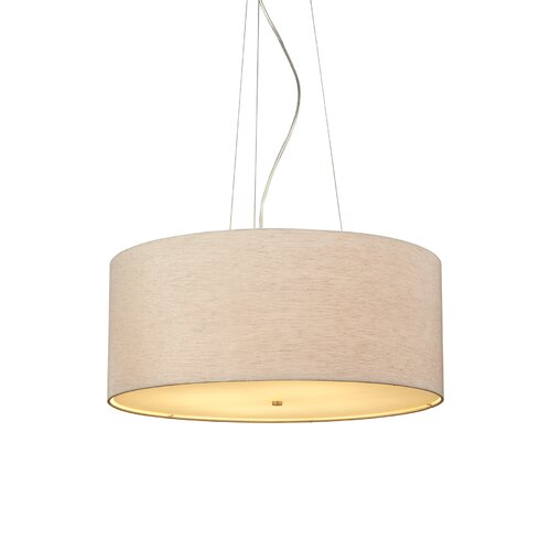 LBL Lighting Fiona 4 Light Drum Pendant